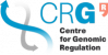 Centre for Genomic Regulation (CRG) logo